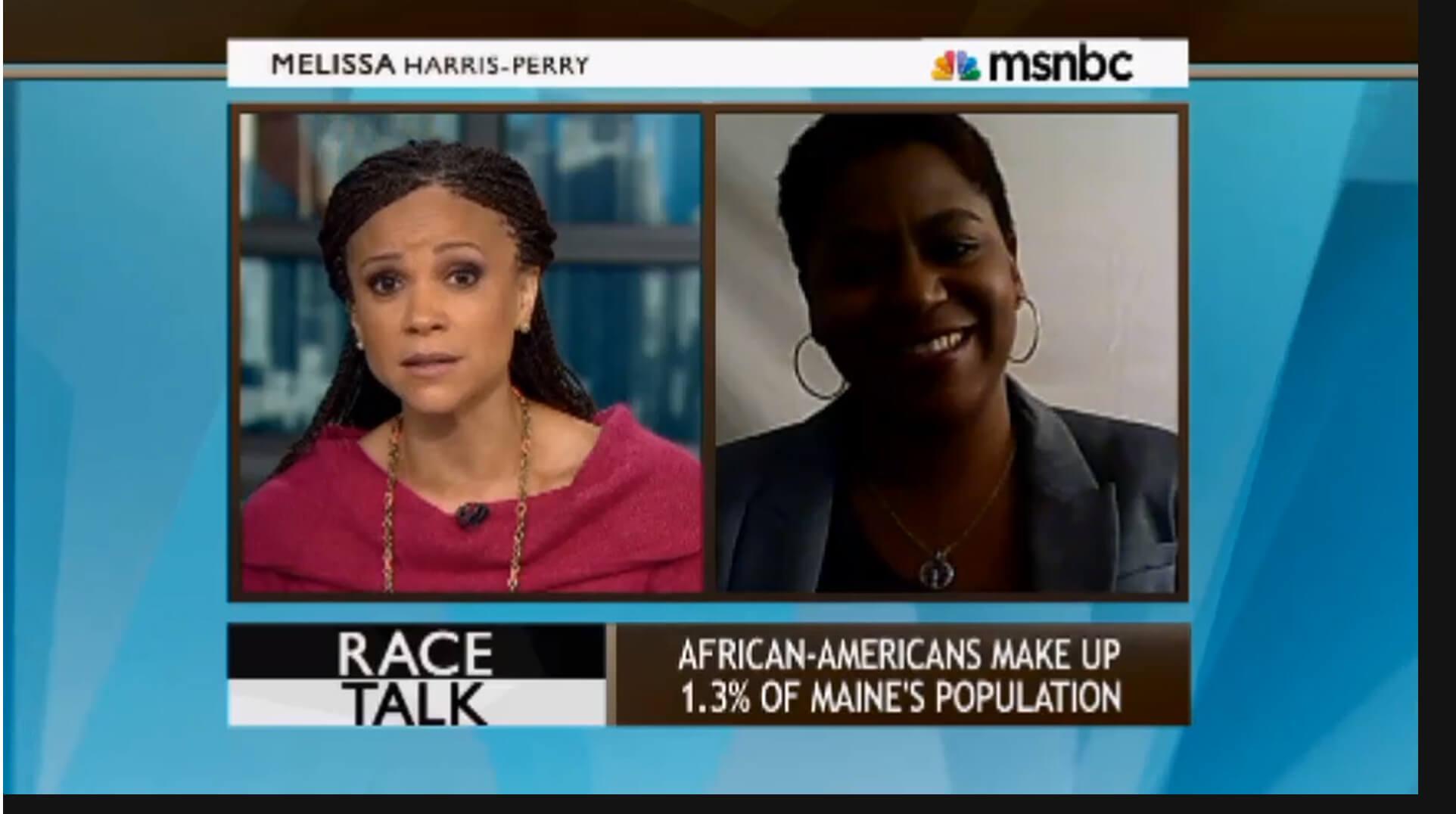 MSNBC Melissa Harris-Perry